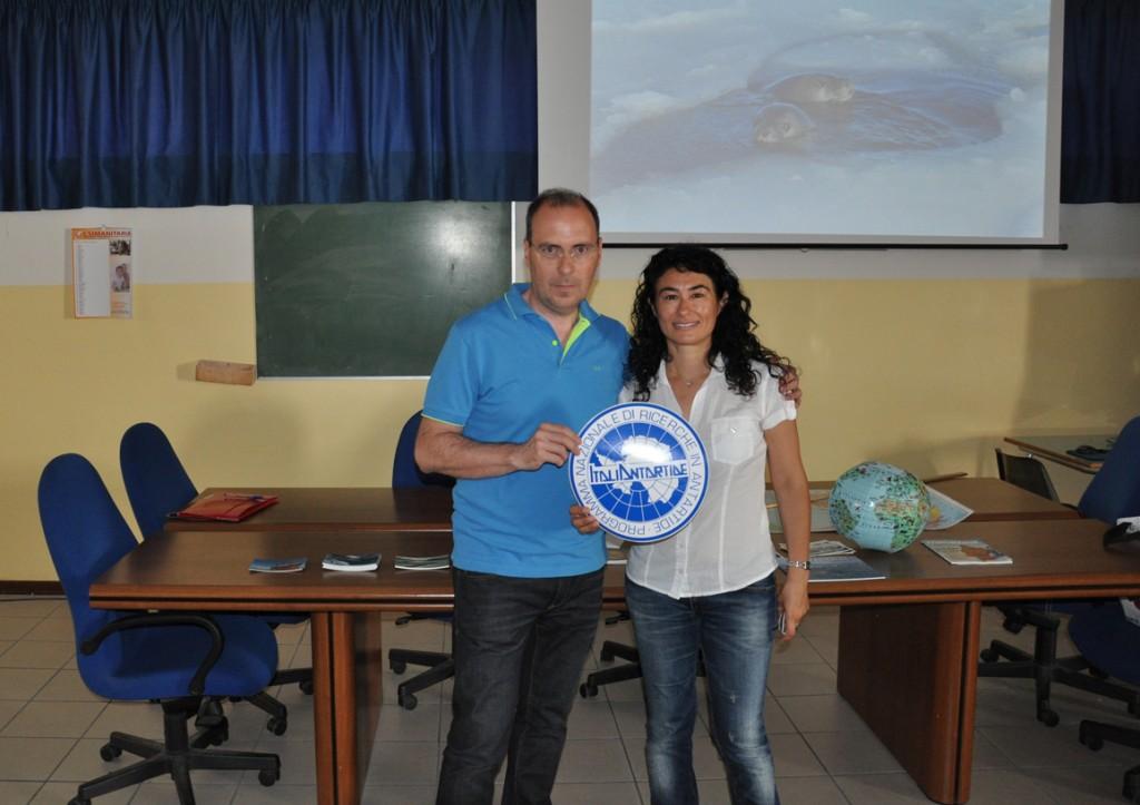 Una foto con lo stimatissimo Professor Ballatori Fabrizio.