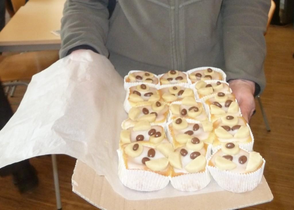 Sarannno muffin a forma di orso .... o orsi a forma di muffin?!