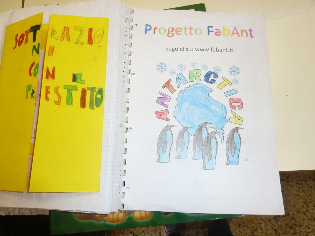 Avere un posto nei quaderni di questi meravigliosi bambini non ha prezzo!!!